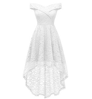 Homrain wedding dress
