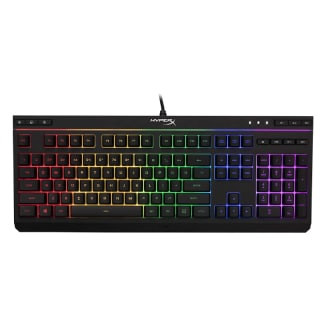 HyperX Alloy Core RGB – Membrane Gaming Keyboard