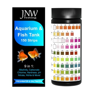 JNW Direct Store 9 in 1 Fish Tank Test Strips