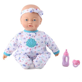 Interactive Baby Expressions Doll