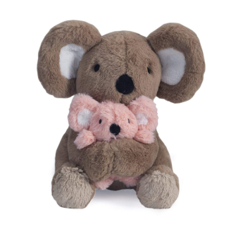 Lambs & Ivy Calypso Plush Koalas Stuffed Animals 11 Fuzzy & Wuzzy