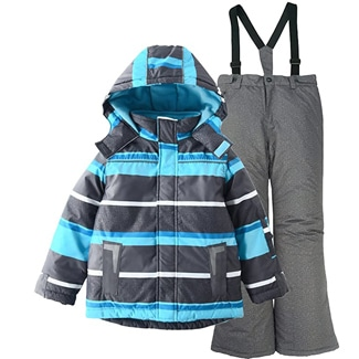 Ski Snowsuit Jacket & Pants