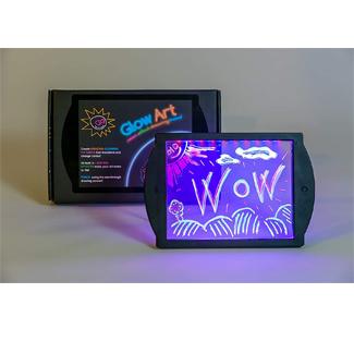 Marvin's Magic - Glow Art Drawing Board
