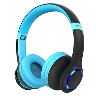 Bluetooth Headphones with LED Light (Multiple Styles)