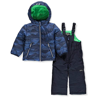 OshKosh B'Gosh Snowsuit Set