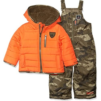 Skechers Heavyweight Snowsuit