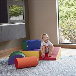 SoftZone Climb and Crawl Activity Play Set