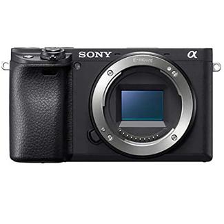 SONY ALPHA a 6400  Mirrorless Camera: