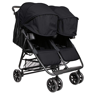 ZOE XL2 Double Travel Stroller