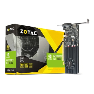 ZOTAC GeForce Ready Low Profile Video Card