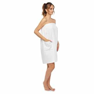 Organic Turkish Cotton Sauna Wrap (Multiple Colors)