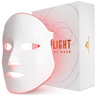 Aphrona LED therapy device Facial Skin Care Mask