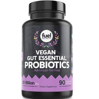 Fuel Organics Vegan Probiotic