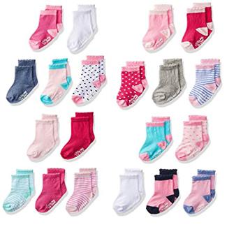 Little Me Baby Socks
