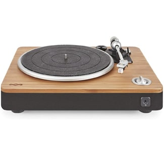 House of Marley, Stir It Up Turntable - 45/33 RPM, EM-JT000-SB