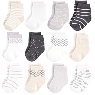 Touched by Nature Baby Organic Cotton Socks (Multiple Colors)