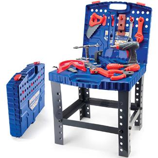 Play22 Kids Tool Workbench