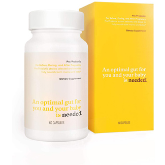 Needed Expertly-Formulated & Tested Prebiotic & Probiotic
