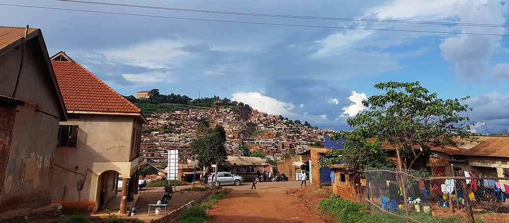 Town in Uganda