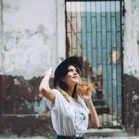 Woman in Panama