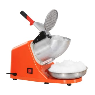 ZENY Ice Crushers Machine Electric Snow Cone Maker