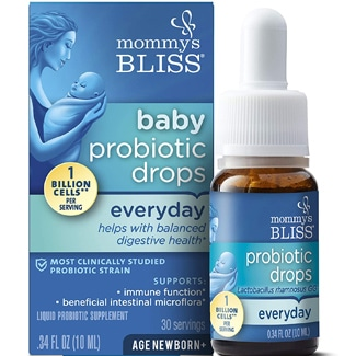 Mommy's Bliss Probiotic Drops