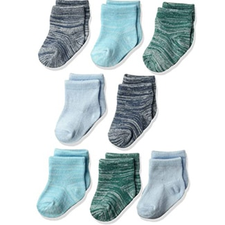 Hanes Ultimate Baby Socks (Multiple colors)