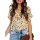 Womens-Summer-Floral-Blouses