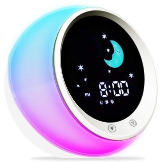 iCode Time to Wake Alarm Clock