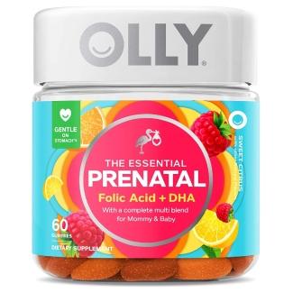 OLLY The Essential Prenatal Gummy Multivitamin
