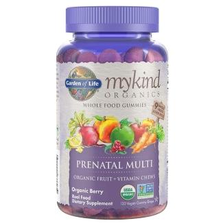 Organics Prenatal Gummy Vitamins