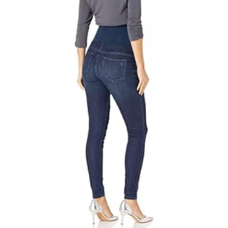 Jessica Simpson Women's Maternity Full Length Secret Fit Belly Skinny Leg Jegging