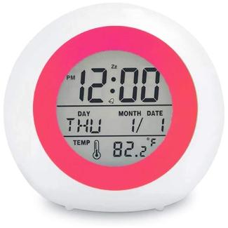 Kids Digital Alarm Clock with Temperature Detect