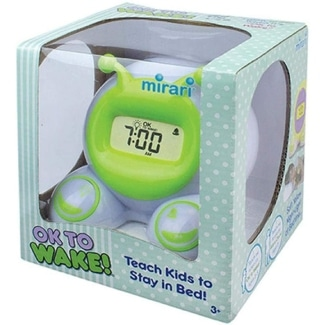 Patch Products OK to Wake! Children's Alarm Clock & Light