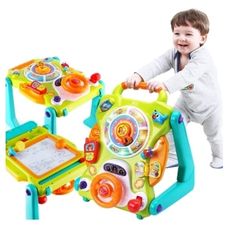 iPlay, iLearn 3 in 1 Baby Sit to Stand Walkers Toys