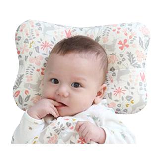 Organic Cotton Baby Pillow