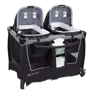 Baby Trend Twin Nursery