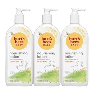 Burt's Bees Baby Nourishing Lotion