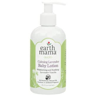 Earth Mama Calming Lavender Baby Lotion