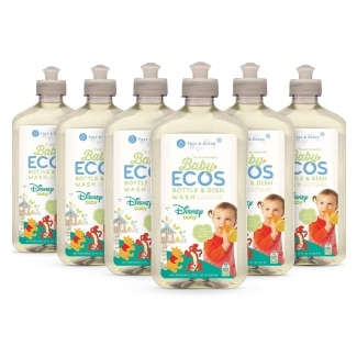 Earth Friendly Products ECOS Disney Baby Bottle & Dish Wash