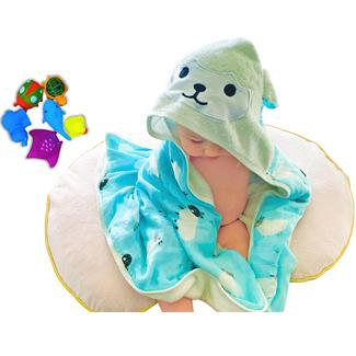 Luxury Hooded Baby Towel