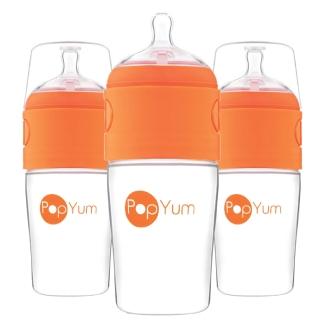 PopYum 9 oz Anti-Colic Baby Bottle