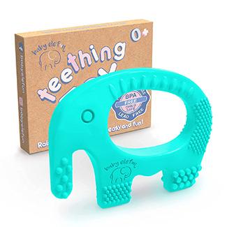 Baby Elefun Teething Toy