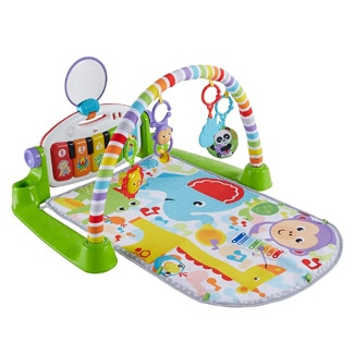 Fisher-Price Deluxe Kick n Play Piano Gym