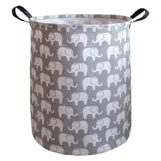 KUNRO Large-Sized Waterproof Laundry Hamper