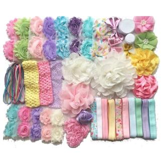 Bowtique Emilee Baby Shower Headband Kit Makes Over 30 Headbands