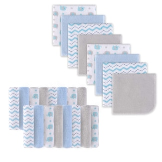 Baby Washcloths, Extra Soft and Ultra Absorbent Bath Cloth