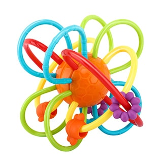 Zooawa Baby Teething Toy
