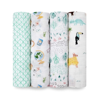 aden + anais Swaddle Blanket