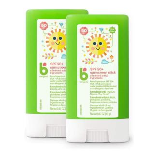 Babyganics Travel Size Sunscreen (2 pack)